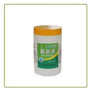 菌毒清50%过硫酸轻钾粉